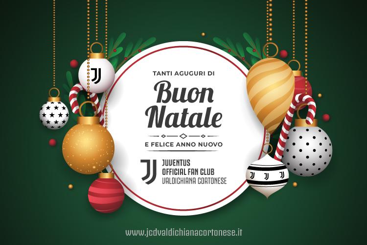 Juventus Buon Natale.Buone Feste Dallo Jc Valdichiana Cortonese Natale 2019